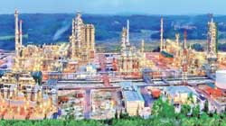 Oil refinery confirms nation's vision