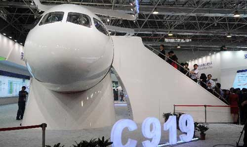 Chinese air show opens with record number of exhibitors