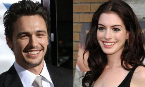 James Franco, Anne Hathaway to host Oscar ceremony