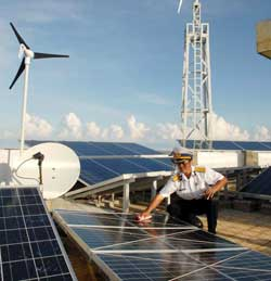 Viet Nam hopes to rely less on fossil fuel
