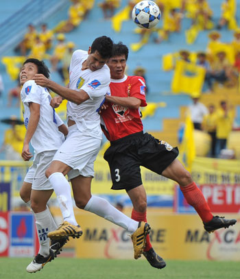 National TV channels not ready for V-League 2011
