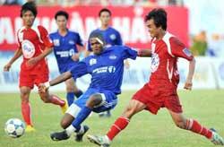 Binh Duong set sights on V-League title