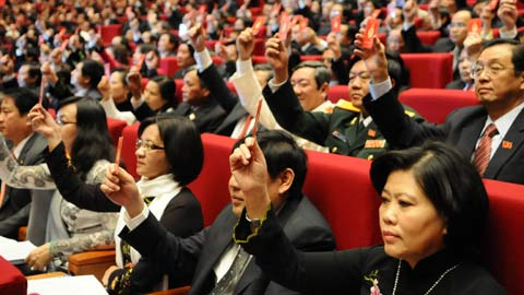 11th Party Congress in the eye of int'l leaders and reporters