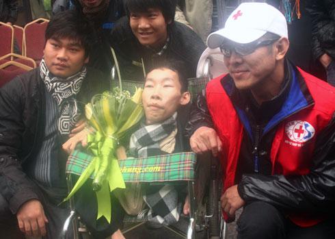 Jet Li in his first visit to Vietnam