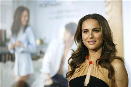 Natalie Portman romantic comedy leads box office