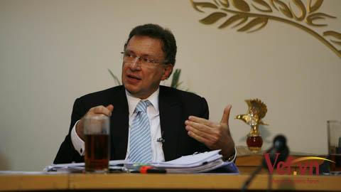 Hungarian Ambassador and Vietnamese Tet