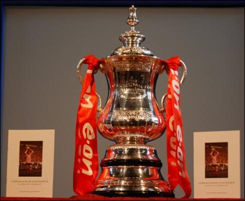 FA Cup trophy to tour Vietnam next month