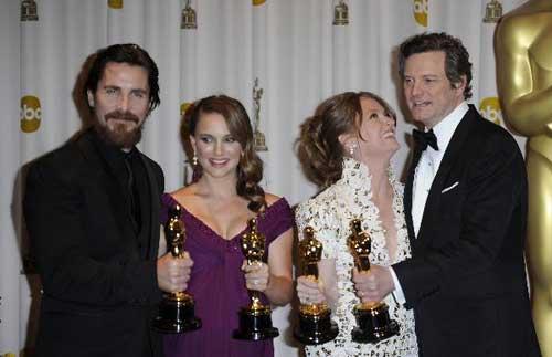Oscar ratings down 12 percent
