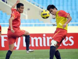 Viet Nam to battle Macau at 2014 World Cup qualifiers