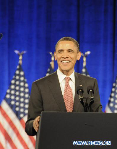 Obama in Chicago for re-election bid; homecoming not so sweet for some
