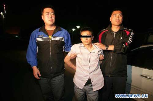 Suspect of Palace Museum theft caught by police