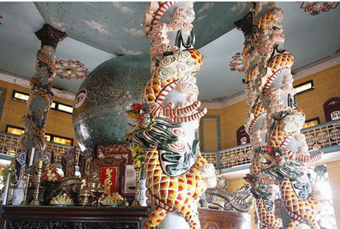 Unique tourist sites in Tay Ninh