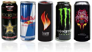 Energy drinks unfit for children: U.S. medical group