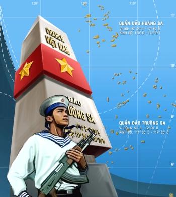 East Sea: Fear doesn't drive back danger