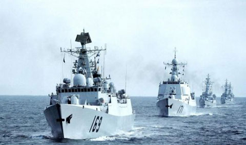 China warns outside nations to stay out of East Sea dispute