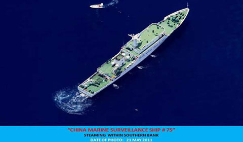 SE Asia wary of China as sea claim disputes intensify