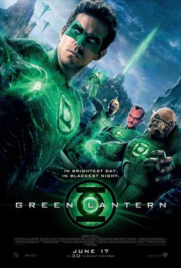 """Green Lantern (3-D)"" dominates Father's Day North America box office"