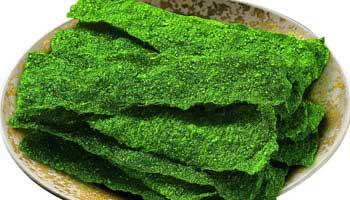 Korean dried seaweed recalled in Australia on iodine fears