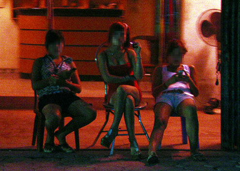 prix prostituée red light district