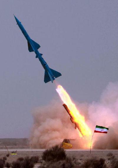 """Iran's IRGC says missile maneuver """"successful"""""""