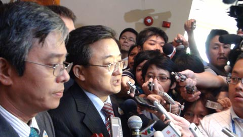 ASEAN-China agree on East Sea guidelines