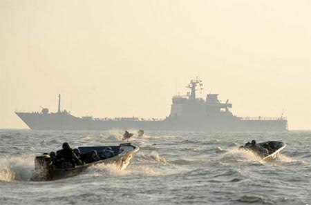 East Sea: recent developments and its implications