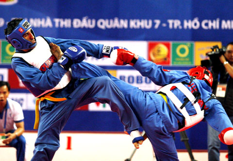 22 countries to compete at World Vovinam Champs in Vietnam