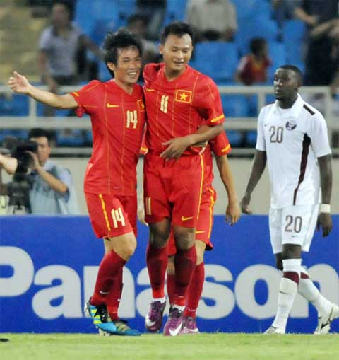 Viet Nam say farewell to World Cup