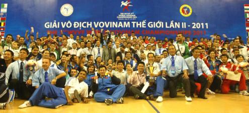 World Vovinam Championship 2010 in photos