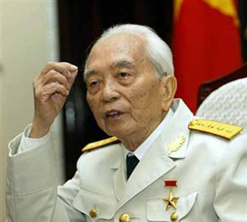 Latest news of General Vo Nguyen Giap