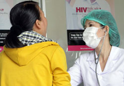 Move to open all hospitals to HIV victims