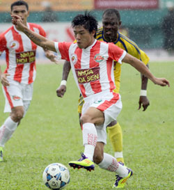 Navibank to represent Viet Nam at AFC Cup