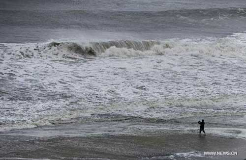 Irene remains threat to U.S. even the worst is gone