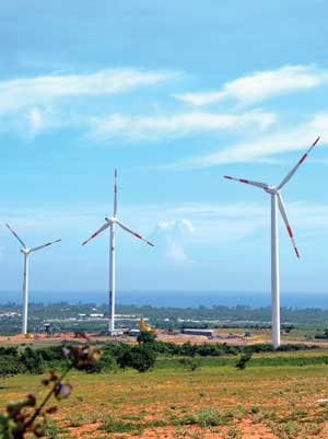 HCM City plans to use Russian technology for wind power project