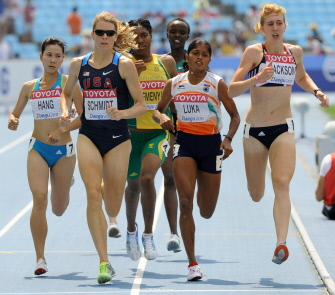 Vietnamese runner unqualified for London Olympics