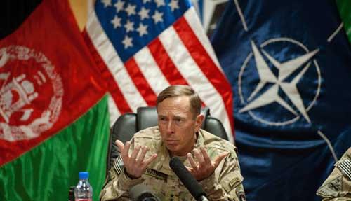 Petraeus becomes new CIA director