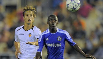 Valencia, Chelsea draw 1-1 at Champions League
