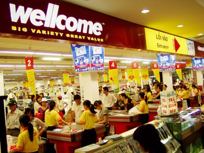 Retail market warms up