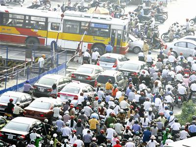 Medicine for gridlocks HCM City's new traffic-jam curbing proposal cause controversyHCM City: Foreign investors tired of traffic jams