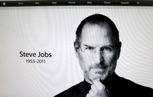 Profile: Tech industry's visionary Steve Jobs