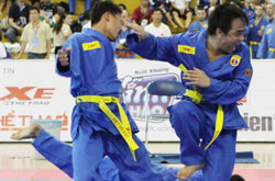 Viet Nam come out fighting at Southeast Asian Championships