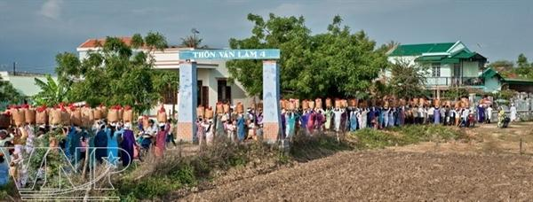 Burial Ceremony of Ethnic Cham People