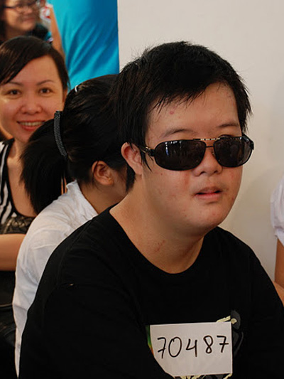 Disabled people eager for Vietnam's Got Talent
