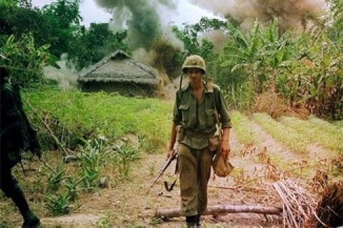 Vietnam War miniseries features war vets
