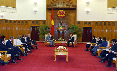 Trade agreement enhances Viet Nam-US relations: PM