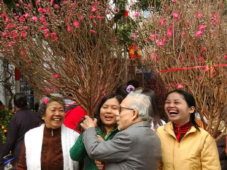 Hanoi Flower Festival to welcome New Year