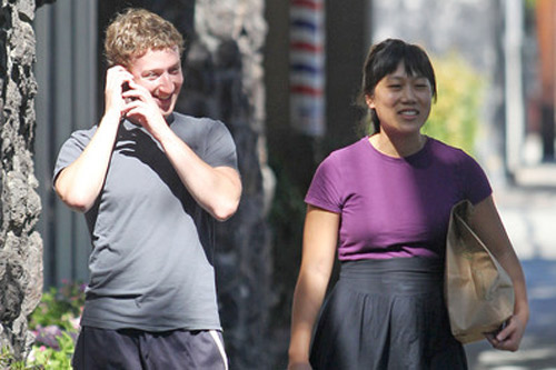 Facebook's CEO visits Vietnam