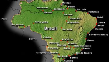 Brazil to rank as world's 6th largest economy: study