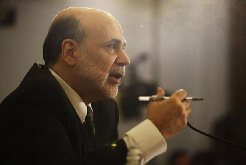 U.S. economic recovery outlook remains uncertain: Bernanke