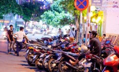 HCM City, Hanoi proceed with parking re-arrangement